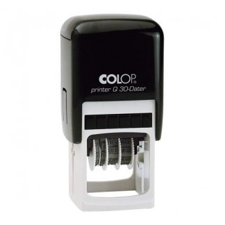 Colop Printer Q 30-Dater  датер,со свободным полем 31х31 мм