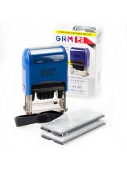 GRM 4729 P3 Typo Самонаборный датер 4 строки