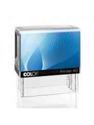 Colop Printer 40 Standard  оснастка для штампа 59 х 23 мм c персонализацией