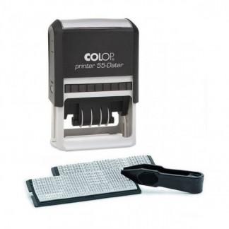 Colop Printer 55-Dater-Set самонаборный датер,6 строк