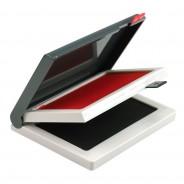 Deskmate 9051 2 Pads Штемпельная подушка настольная двухцветная 50х90 мм
