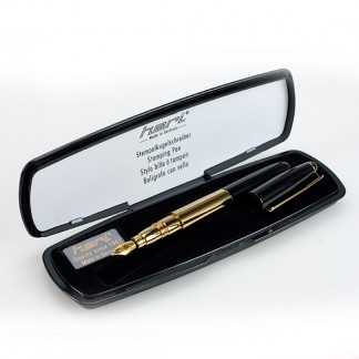 HERI 8020 Перьевая ручка PROMESA позолоченная