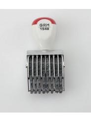 GRM 1548 Нумератор 8 разрядов, 4 мм