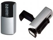 GRM Pocket R12 ONE CLICK карманная оснастка для штампа, 12х12 мм