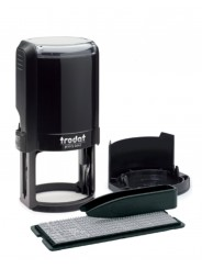 Trodat 4642/DB TYPO R1,самонаборная печать диам.42 мм,1 круг