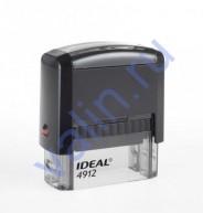 IDEAL 4912  оснастка для штампа 47 х 18 мм