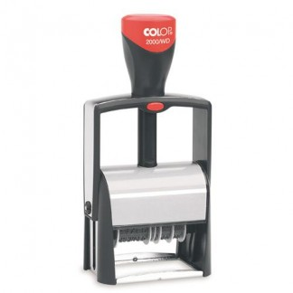 Colop S 2000/WD  датер c 12 бухгалтерскими терминами