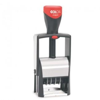 Colop S 2100/4 Classic Металлический датер, 4 мм