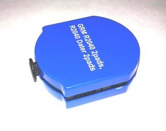 GRM 2040 2 Pads штемпельная подушка