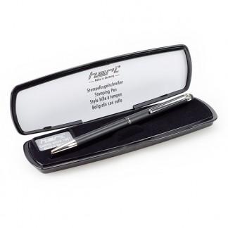 V3302 ручка со штампом и стилусом для Смартфона ЧЕРНЫЙ НЫЙ корпус