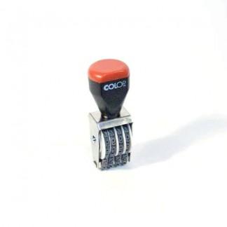 05004 Нумератор 4 разрядов, шрифт 5 мм