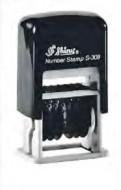 Shiny S-309 Мини-нумератор 6 разрядов (3мм)
