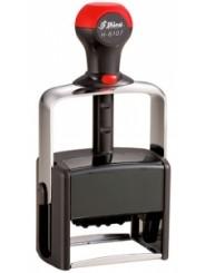 Shiny H-6107 датер с полем для текста 60х40мм