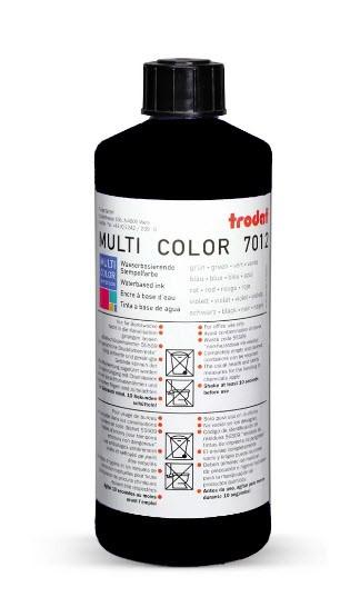 7012 Штемпельная краска на водной основе 1000 мл
