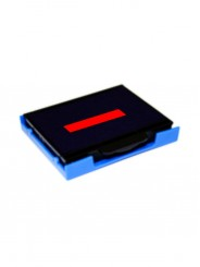 916-7 сменная штемпельная подушка (двухцветная)