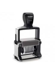 Trodat 5558/PL PROFESSIONAL  нумератор 8 разрядов с текстовым полем, 5 мм