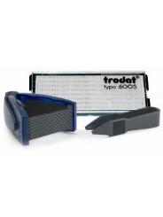 Trodat 9411 MOBILE PRINTY Самонаборный кавманный штамп 3 строки