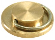 D20мм пломбир под пластилин (латунь)