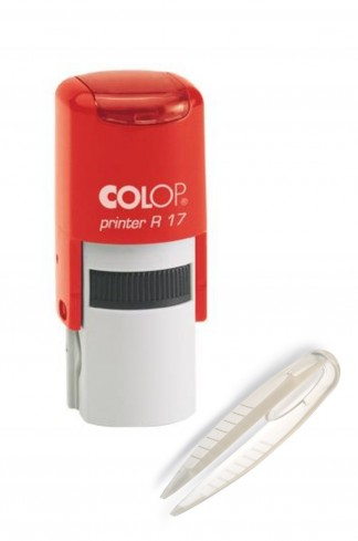 Printer R17-Set Самонаборная печать диам. 17 мм с детской или офисной кассой