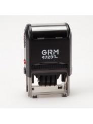 GRM 4729 P3 Dater Hummer датер,со свободным полем 50х30 мм