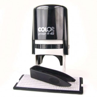 Colop Printer R45/2,5-Set Печать  самонаборная 2,5 круга д.45мм