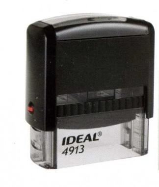 IDEAL 4913  оснастка для штампа 58 х 22 мм