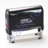 Trodat  4918 PRINTY оснастка для штампа 75 х 15 мм
