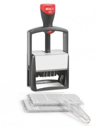 Colop S2600-Set Самонаборный штамп 9 строк