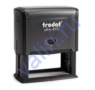 Trodat  4931 PRINTY оснастка для штампа 70 х 30 мм