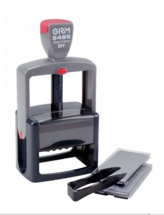 GRM 5485 Dater DIY 8 Lines HUMMER, самонаборный датер  8 строк, 2 кассы