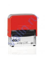 Colop Printer C 50 Compact  оснастка для штампа 69 х 30 мм