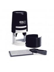 Colop Printer R40/1,5-Set  Печать  самонаборная 1,5 круга д.40мм
