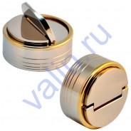 """""""Магнетик 1"""" - магнитная оснастка для печати, диам.41мм (металл )."""