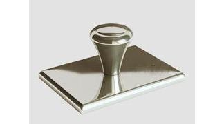Оснастка для штампа 65х40 мм(металл)