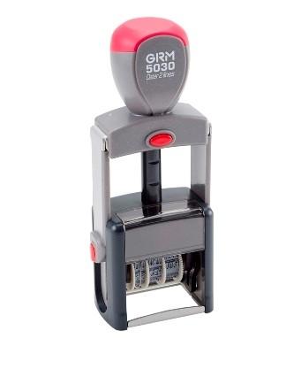 GRM 5030 металлический датер, 4мм