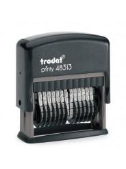 Trodat 48313 PRINTY мининумератор 13 разрядов 3,8 мм