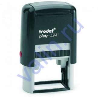 Trodat 4941 PRINTY оснастка для штампа 41 х 24 мм