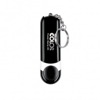 Colop Pocket Stamp 20 key-ring Карманный штамп-брелок 38х14мм