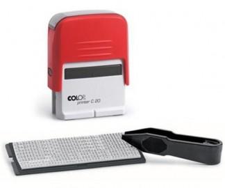 Colop Printer С20/4-Set Самонаборный штамп 4 строки