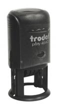Trodat 46140 PRINTY  датер,со свободным полем диам.40 мм