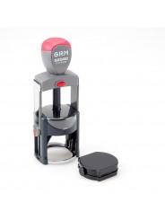 GRM 52040 2 Pads  оснастка для круглых печатей диам.40мм (металл)