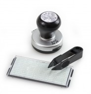 GRM HR40 DIY/1 самонаборная печать 1 круг c микротекстом, 1 касса