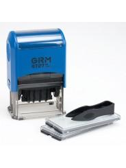 GRM 4727 P3 Typo Самонаборный датер 6 строк