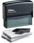 Shiny S-8833 Самонаборный штамп, 6 строк