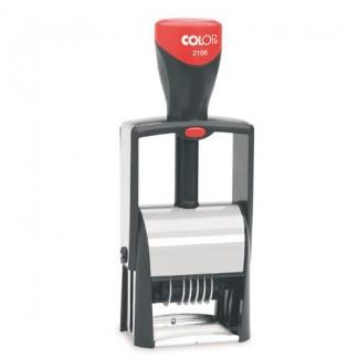 Colop S 2106 Нумератор 6 разрядов,4 мм