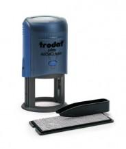 Trodat 46040/DB TYPO R1,5 самонаборная печать 40мм,1,5 круг