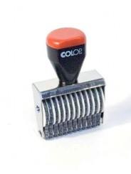 Colop 03012 Нумератор 12 разрядов, шрифт 3 мм